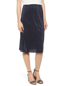 Revamp Pleated Skirt by Nic+Zoe