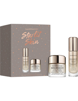 Starlit Skin Full Size Serum And Eye Cream Duo by Bare Minerals