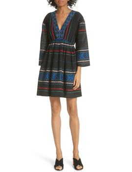 Sada Embroidered Minidress by Joie