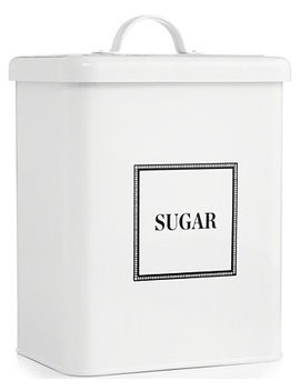 16 Cup Vintage Inspired Food Storage Canister, Created For Macy's by Martha Stewart Collection