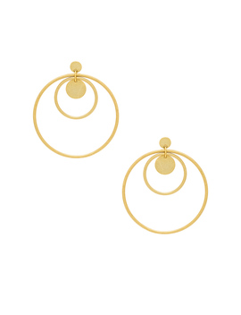 The Disco Fever Hoops by Luv Aj