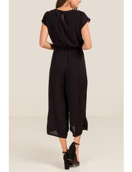 Shayla Embroidered Jumpsuit by Francesca's