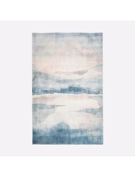 Sunset Lake Rug by West Elm