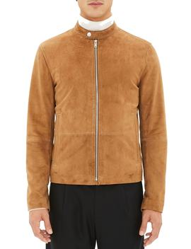Wynwood Radic Leather Jacket by Theory