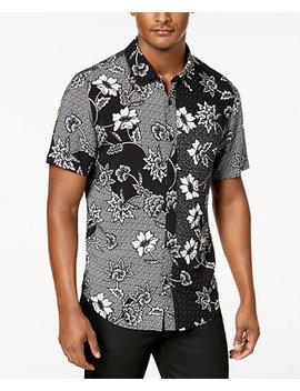 Men's Batik Shirt by Guess