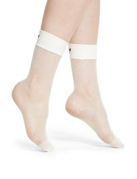 Fishnet Ankle Socks by Adidas