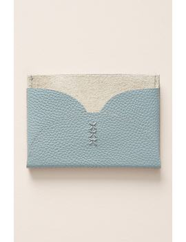 Yarrow Card Case by Anthropologie