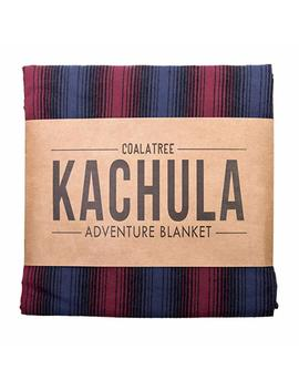 Coalatree Compact Outdoor Adventure Blanket, Pillow, And Emergency Rain Poncho – For Travel, Beach, Picnic, Camping, And Hiking Kachula Blanket V 2.0 by Coalatree
