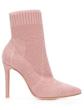 Fiona Booties by Gianvito Rossi