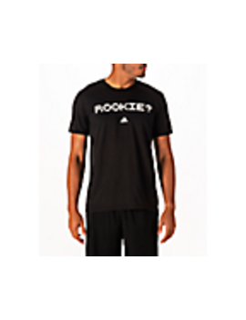 Men's Adidas Rookie Basketball T Shirt by Adidas