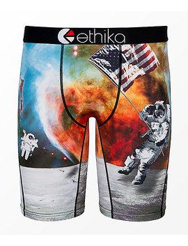 Ethika Boys American Astronaut Boxer Briefs by Ethika
