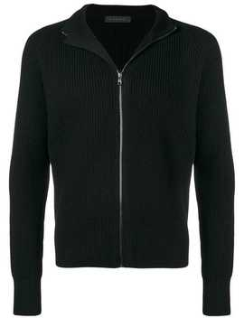 Falkeribbed Knit Cardiganhome Men Falke Clothing Cardigans by Falke
