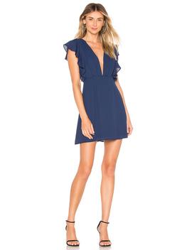 Arina Ruffle Mini Dress by About Us