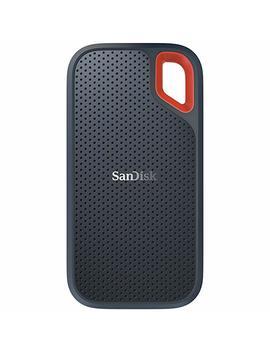 San Disk 2 Tb Extreme Portable Ssd   Sdssde60 2 T00 G25 by San Disk