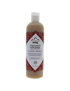 Nubian Heritage Body Wash, Coconut And Papaya, 13 Fluid Ounce by Nubian Heritage