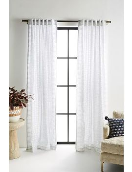 Olearia Curtain by Anthropologie