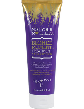 Blonde Moment Conditioner by Not Your Mother's