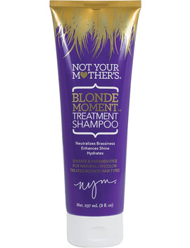 Blonde Moment Treatment Shampoo by Not Your Mother's