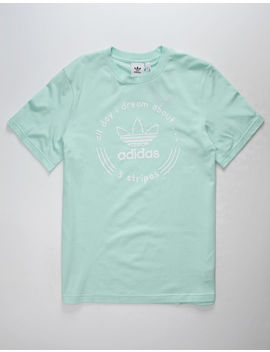 Adidas Hand Drawn T4 Mens T Shirt by Adidas