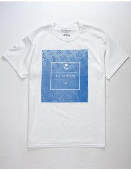 La Familia Kanji Fade Mens T Shirt by La Familia