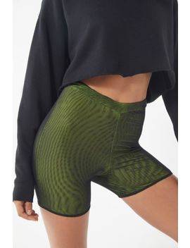 I.Am.Gia Salacia Mesh Bike Short by I.Am.Gia