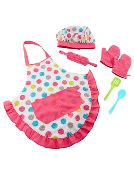 Honestly Cute Let's Get Baking Apron Set by Honestly Cute