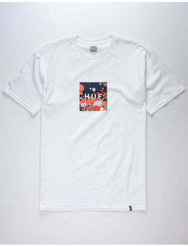 Huf Memorial Box Mens T Shirt by Huf