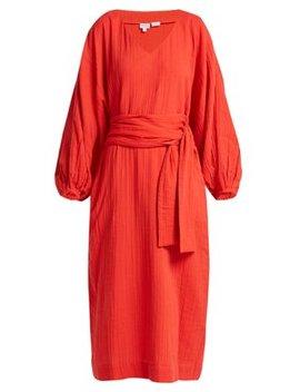 Delilah Cotton Midi Dress by Rhode Resort