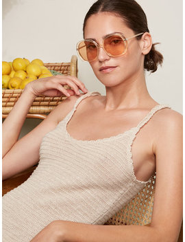 Bianca Sunglasses by Reformation