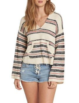 Baja Beach Knit Hooded Top by Billabong