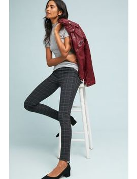 Autumn Plaid Leggings by Sanctuary