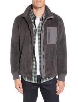 Lucas High Pile Fleece Sweater Jacket by Ugg®