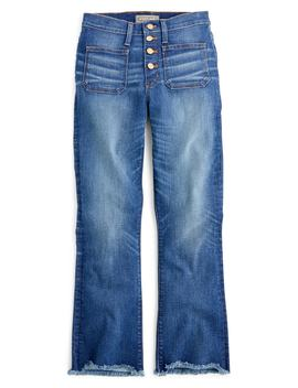 Point Sur High Rise Demi Bootcut Jeans by J.Crew