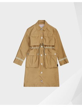 "<Span Itemprop=""Name"">Women's Refined Garden Trench Coat</Span>:                     <Span>Chamois</Span> by Hunter"