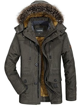 tanming-mens-winter-warm-faux-fur-lined-coat-with-detachable-hood by tanming