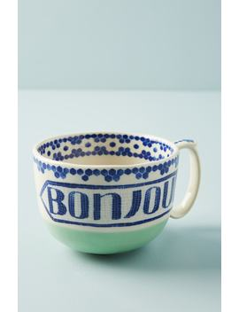 Valerie Mug by Anthropologie
