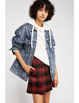 high-waist-pleated-plaid-mini-skirt by free-people