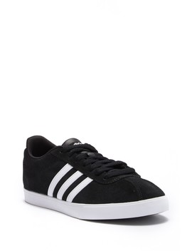Courtset Suede Sneaker by Adidas
