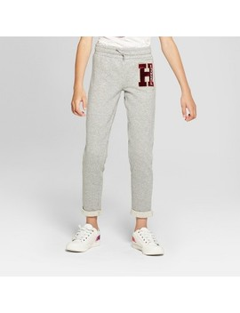 Girls' Harry Potter Lounge Pants   Gray by Harry Potter
