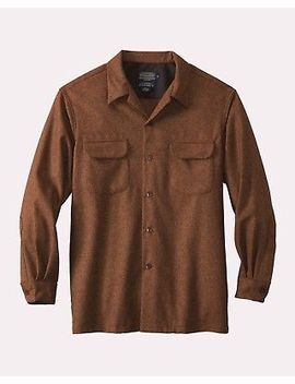 Pendleton Original Board Shirt 100 Percents Umatilla Virgin Wool Classic Fit Multi 28350 by Pendleton