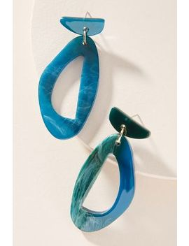 Artist Hoop Earrings by Reliquia Jewellery