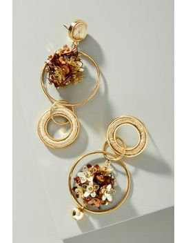 Mika Asymmetrical Drop Earrings by Mignonne Gavigan