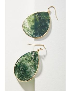 Pebbled Path Drop Earrings by Anthropologie