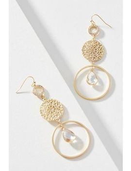 Juniper Cove Drop Earrings by Anthropologie