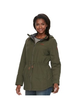 Women's Columbia Chatfield Hill Hooded Anorak Jacket by Kohl's