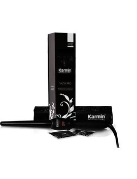 Karmin Clipless Curling Wand by Karmin Clipless Curling Iron