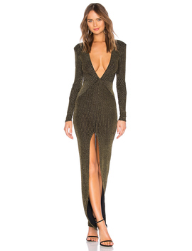 X Revolve Sitara Gown by Michael Costello