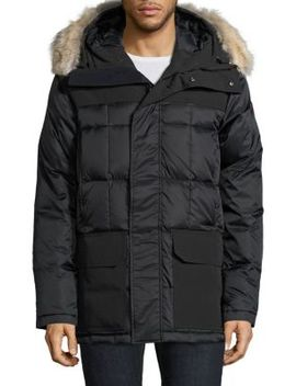 Callaghan Quilted Parka by Canada Goose