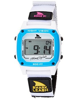 Freestyle Shark Classic Leash Tie Dye Blue Daze Unisex Watch Fs101017 by Freestyle