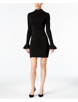 Bell Sleeve Bodycon Dress by Michael Michael Kors